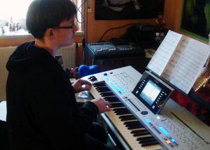 Klavier & Keyboardunterricht